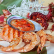 Seafood mix — Stock Photo #66314535