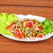 leckeren salat — Stockfoto #67087319