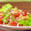 leckeren salat — Stockfoto #67087389