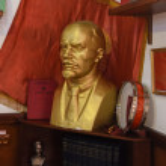 Lenin area. — Stock Photo #67749863