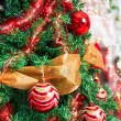 Christmas tree closeup — Stock Photo #71439647