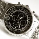 Wristwatch close-up — Stock Photo #67846119