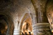Acre, Israel - Citadel and prison — Stock Photo