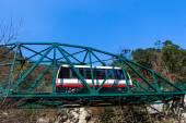 Scenic Train — Stock Photo