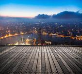 Shanghai view — Stock Photo