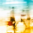 Motion traveler of airport — Stockfoto #63258513