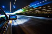 Rychlosti auto — Stock fotografie
