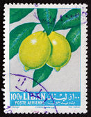 Postage stamp Lebanon 1962 Lemons, Fruit Tree — Stock Photo