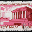 Postage stamp Vietnam 1984 Ho Chi Minh Mausoleum — Stock Photo #52748311