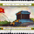 Postage stamp Vietnam 1973 Ho Chi Minh Mausoleum — Stock Photo #52748879