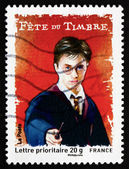 Postage stamp France 2007 Harry Potter, Young Wizard — Stock Photo