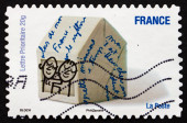 Postage stamp France 2010 Personal Greetings, House — Foto Stock