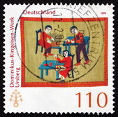 Postage stamp Germany 1999 Dominikus-Ringeisen Institution — Stock Photo