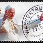 ������, ������: Postage stamp Germany 2007 Pope Benedict XVI
