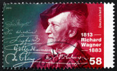 Postage stamp Germany 2013 Richard Wagner, Composer — Stock Photo