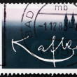 Постер, плакат: Postage stamp Germany 1983 Franz Kafka Writer