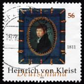 Postage stamp Germany 2002 Heinrich von Kleist, Writer — Stock Photo