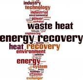 Energy recovery word cloud — Vetorial Stock