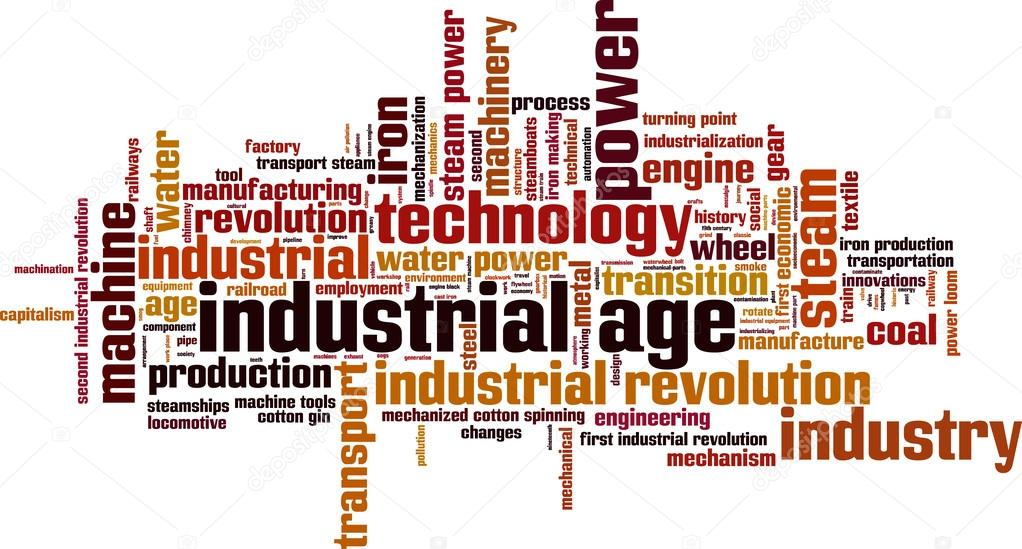 an age of revolution industry and Industrial revolution: industrial revolution, in modern history, the process of change from an agrarian and handicraft economy to one dominated by industry and machine manufacturing historians conventionally divide the industrial revolution into two approximately consecutive parts.