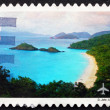 Postage stamp USA 2008 St. John, US Virgin Islands — Stock Photo #64639819