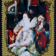 Postage stamp Chad 1972 Marriage of Marie de Medicis — Stock Photo #66746475