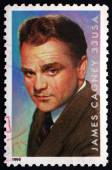 Postage stamp USA 1999 James Cagney, American Actor — Stock Photo