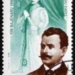Postage stamp Romania 1964 Ion Bajenaru, Operatic Tenor — Stock Photo #73502231
