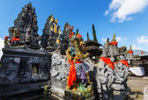 Temple on Bali — Stockfoto