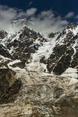 High Caucasus mountains — Stock Photo