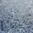 Frozen window — Stock Photo #57261103