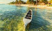 Boat in Mexico — Stock Photo