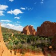 Garden of the gods — Stock Photo #57730459
