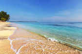 Gili beach — Stock Photo
