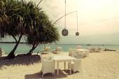 Gili beach — Stock Photo