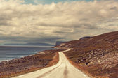 Road in Norway — Stock Photo