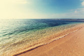 Beach on Gili — Stock Photo