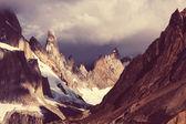 Cerro Torre in Argentina — Stock Photo