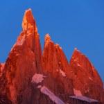cerro torre в Аргентине — Стоковое фото #65674227