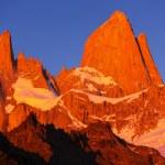Mount Fitz Roy, Argentina — Stock Photo #65674281