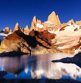 Cerro Torre in Argentinien — Stockfoto
