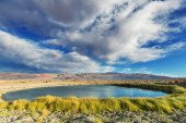 Landscapes in Northern Argentina — Stock Photo