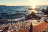 Serenity tropical  beach — ストック写真