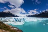 Perito moreno gletscher in Argentinië — Stockfoto