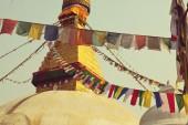 Boudhanath stupa, Nepal — Stock Photo