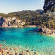 Corfu island landscapes in Greece. — Stock Photo #72651033