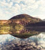 Norsko krajiny — Stock fotografie