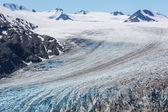 Exit glacier at National Park — Stock Photo
