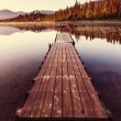 Beautiful Lake with picturesque view — Stock Photo #83068736
