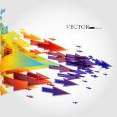 Abstrait vectoriel-eps 10 — Vecteur