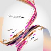 Abstraktní pozadí vektorový eps 10 — Stock vektor